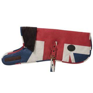 Barbour Union Jack Dog Coat